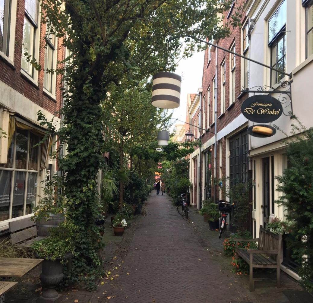 Harleem side street