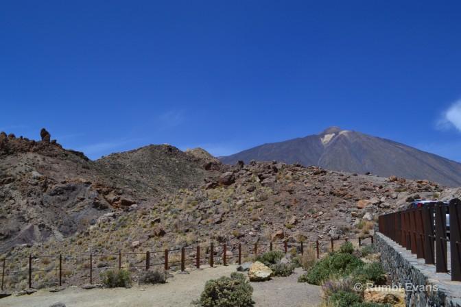 El Teide – First Visit